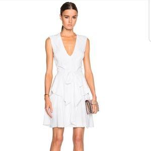 L'ANGENCE White Cocktail Dress